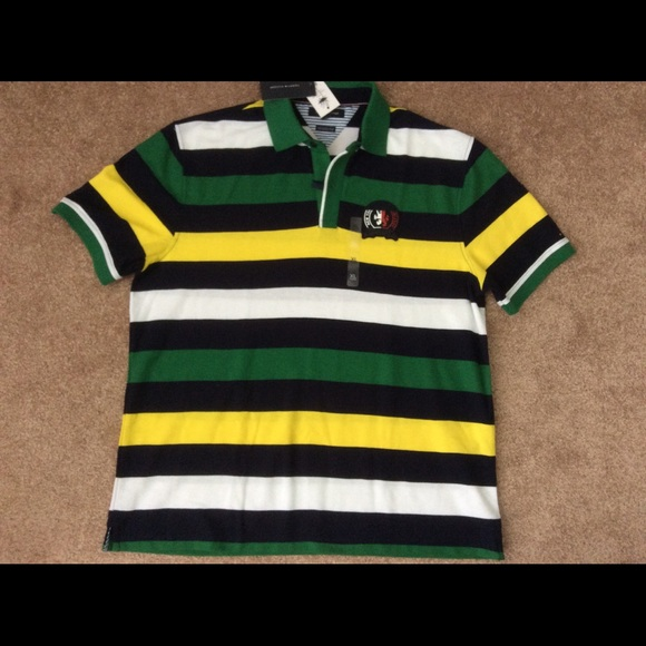 b7ba4f9f5 NEW Tommy Hilfiger Performance Pique Polo